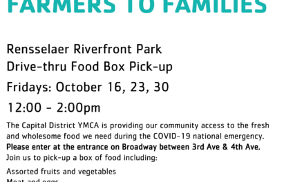 Rensselaer County Food Distribution