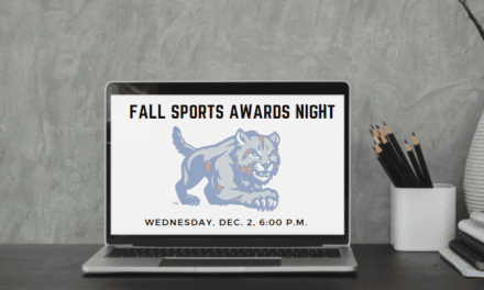 Virtual Fall Sports Awards Dec. 2
