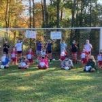 Girls Soccer Wins NYSPHSAA Community Service Challenge