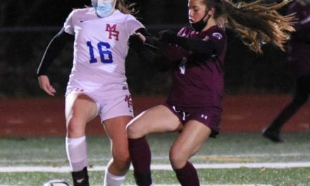 Fletcher Named to NYS Girls Soccer First-Team