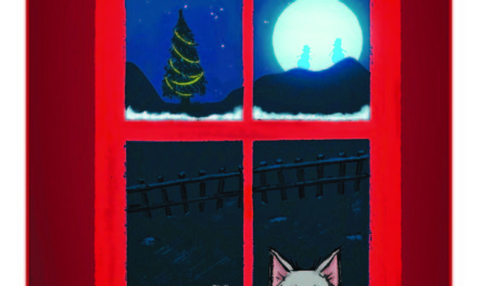Student Helps Create QIII Holiday Card