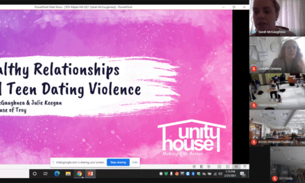 Unity House Presents During Virtual Assembly