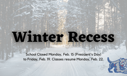 Travel Advisory Reminder for Winter Recess