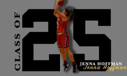 Jenna Hoffman Commits to Saint John Fisher College