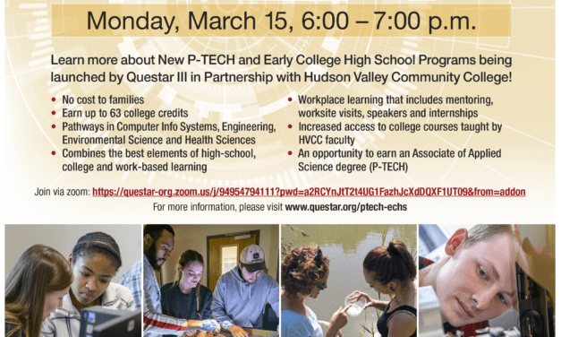 P-TECH and Early College High School Programs