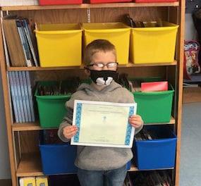 Caring School Community Student Awards