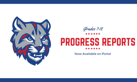 Progress Reports Available