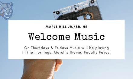 Welcome Music: March is Faculty Faves