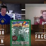 Author/Fan Face-Off Features Bruce Brandow