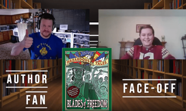 Author/Fan Face-Off Features Bruce Brandow