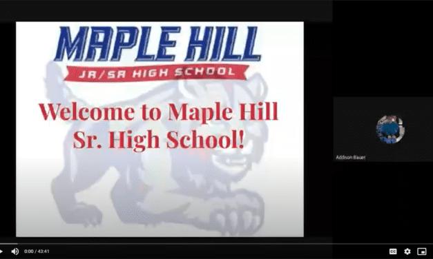 8th Grade Orientation Video