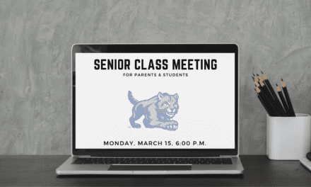 Senior Class Meeting on March 15