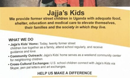 Honor Society Project to Support Jajja's Kids