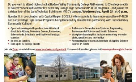 Early College High School and PTECH Virtual Presentation