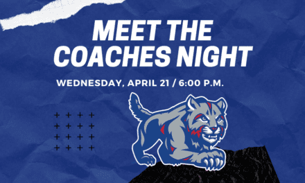 Spring Meet the Coaches Night on April 21