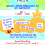 Read-In Scheduled for May 14