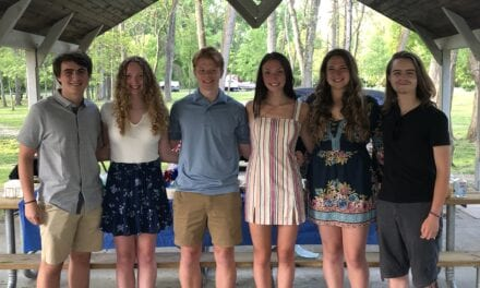 Students Nominated for Kiwanis Outstanding Seniors Award