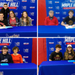6 Sign National Letters of Intent