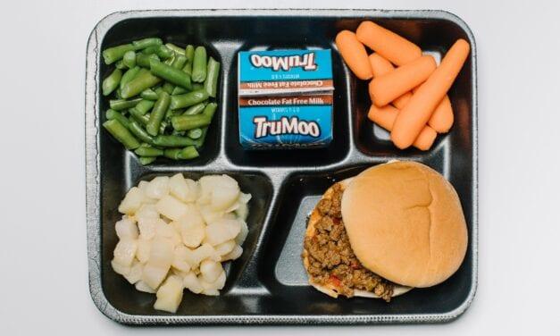 School Lunch Balances