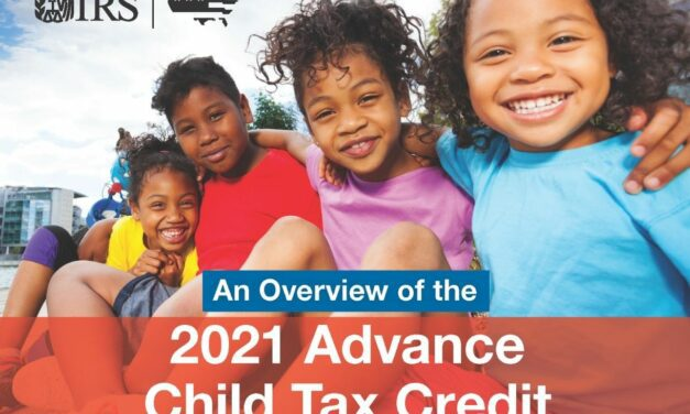 Information On The Advance Child Tax Credit