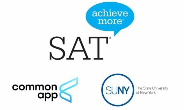 2021-2022 SAT Registration & College Application Resources