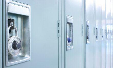 Student Locker Update for Maple Hill
