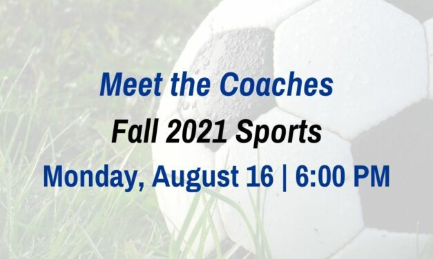 Fall Sports: Meet the Coaches/Chemical Health Night Video