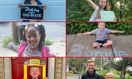 PICTURES: 1st Day Back to School!