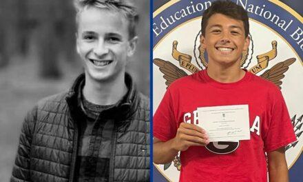 Students Honored for National Merit Scholarship Program