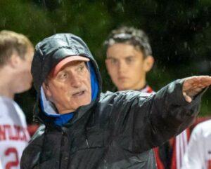 Coach Dan Gillespie