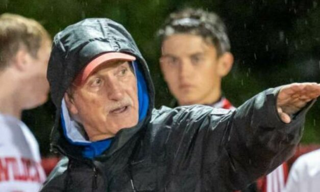 Congrats to MH Soccer Coach Gillespie on 700 Wins!